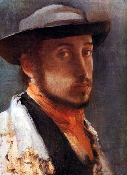 Impressionism biography of edgar degas for Biographie artiste peintre