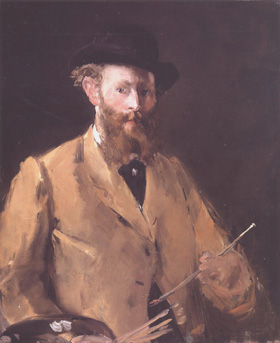 Impressionism - Biography of Edouard MANET