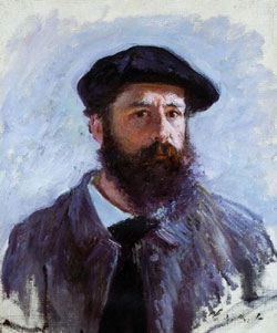 Personality ... MBTI Enneagram Claude Monet ... loading picture