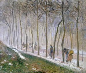 L 39 impressionnisme biographie de camille pissarro for Camille pissarro oeuvre