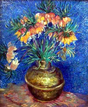 L Impressionnisme Biographie De Vincent Van Gogh